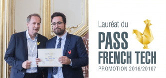 Mon Chasseur Immo Lauréat Pass French Tech 2016-2017