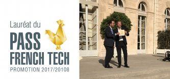 Mon Chasseur Immo Lauréat Pass French Tech 2017-2018
