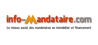 Info-mandataire - Partenaire Mon Chasseur Immo