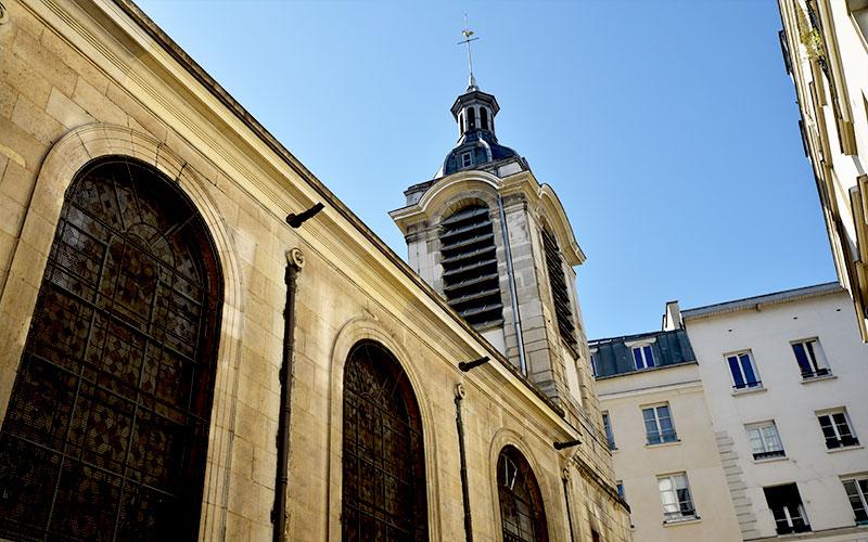 Eglise Notre-Dame de Bonne Nouvelle
