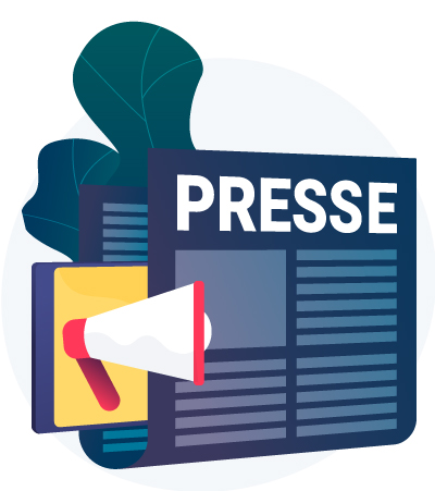 illustration Presse