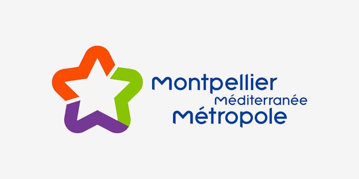 Logo Montpellier Méditerrannée Métropole