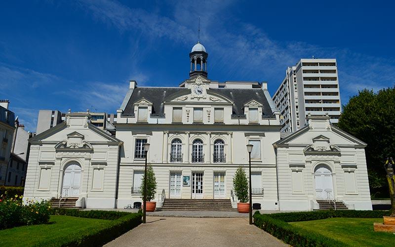 Ancienne mairie d'Argenteuil