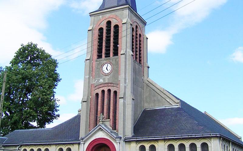 Église Saint-Joseph à Aulnay-sous-Bois