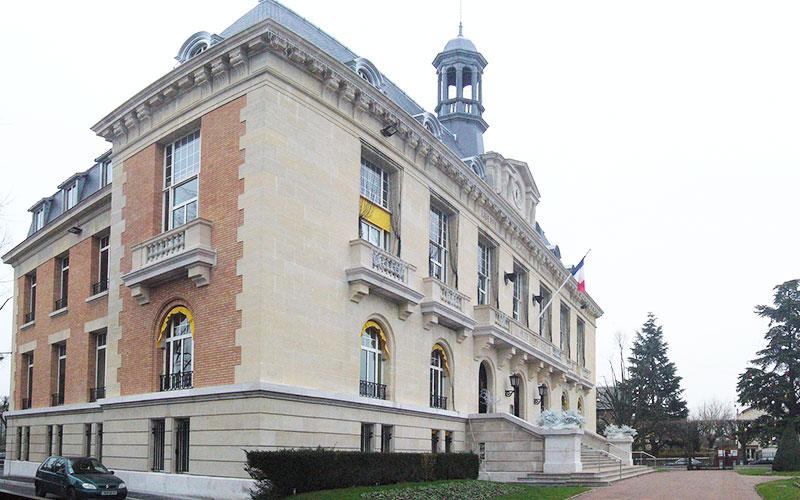 Hôtel de ville d'Aulnay-sous-Bois