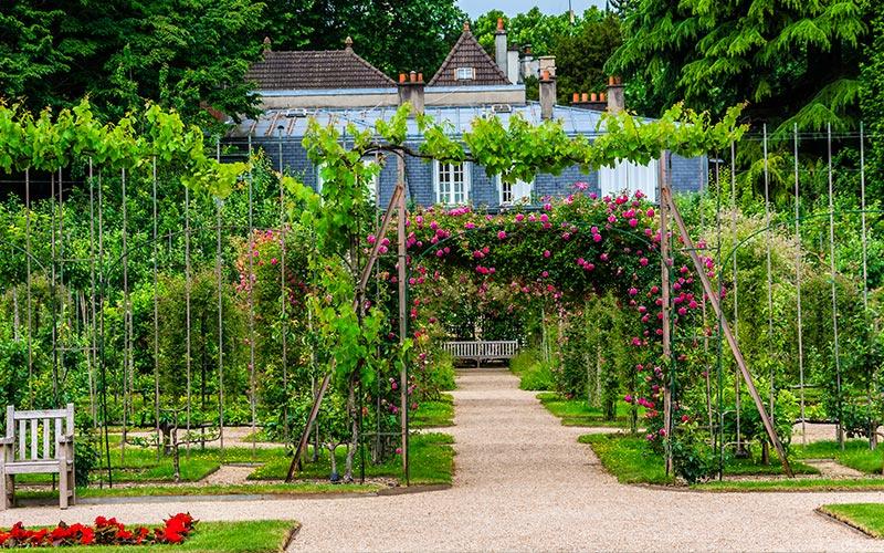 Jardins du musée Albert-Kahn à Boulogne-Billancourt