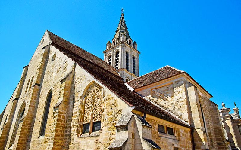 Eglise Saint Christophe à Cergy