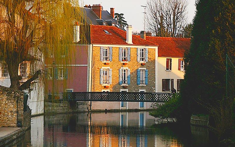 Le long de L'Essonne