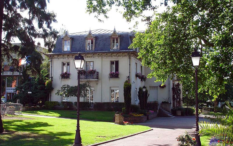 L'ancien hôtel de ville de Franconville