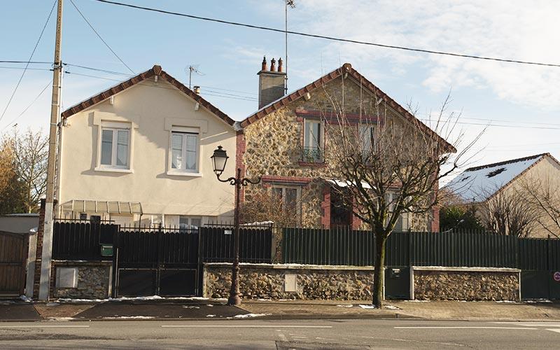 Maisons à Franconville