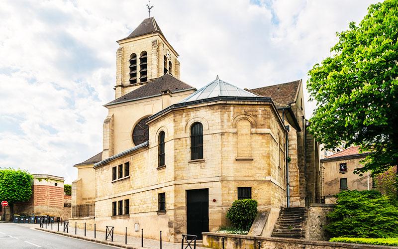 Eglise Saint-Pierre-Saint-Paul à Ivry-sur-Seine
