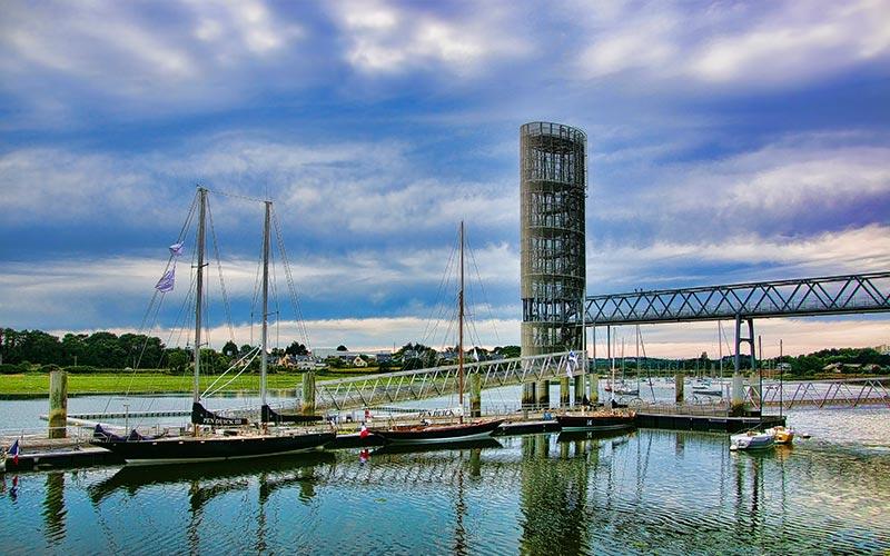 Port de commerce de Lorient