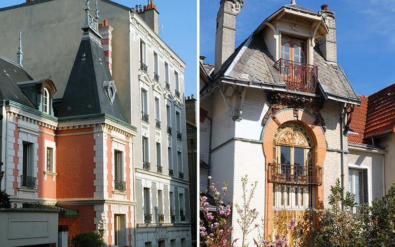 Maisons de Nogent-sur-Marne