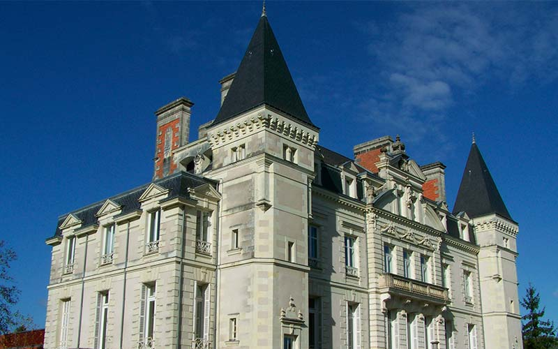 Château de la Gobinière à Orvault