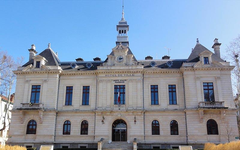 Hôtel de Ville d'Oullins