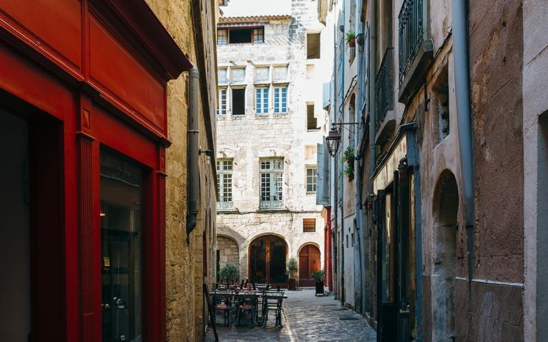 Rues de Pézenas