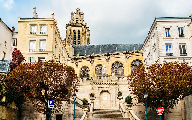 Cathédrale Saint-Maclou de Pontoise
