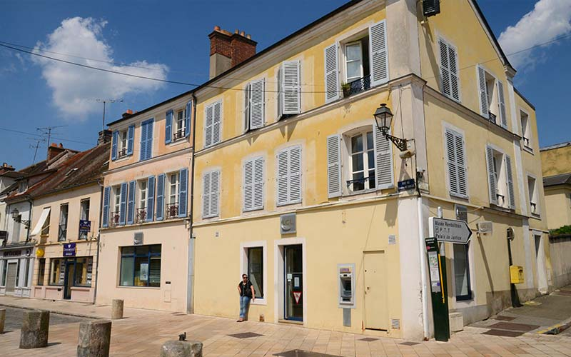 Rues de Rambouillet