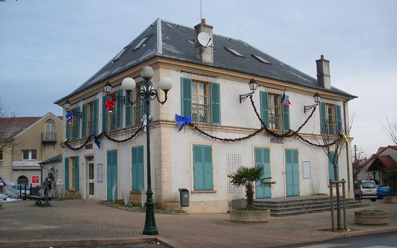 Mairie de Saclay