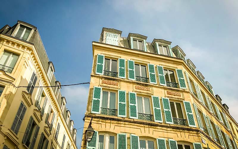 Immeuble à Saint-Germain-en-Laye