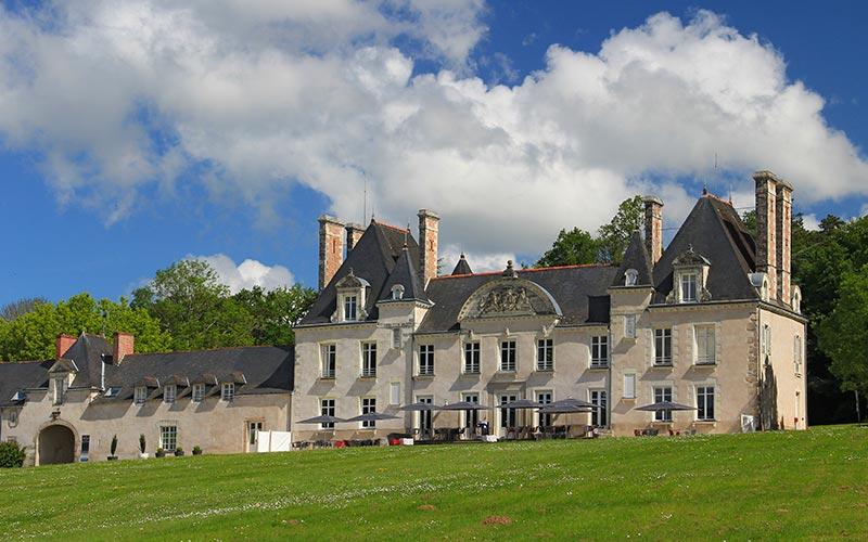 Château de la Gournerie à Saint-Herblain