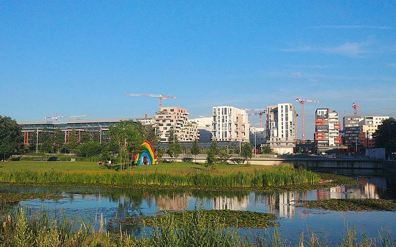 Grand Parc des Docks de Saint-Ouen