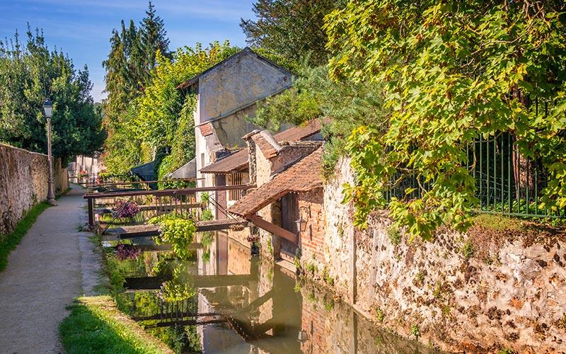 Promenade des Petits Ponts à Saint-Rémy-lès-Chevreuse