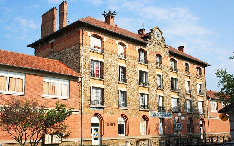 Le groupe scolaire Jules Ferry à Savigny-sur-Orge
