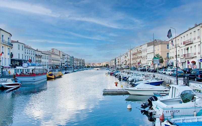 Canal de Sète