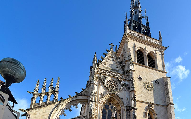 Collégiale Notre-Dame des Marais de Villefranche-sur-Saône